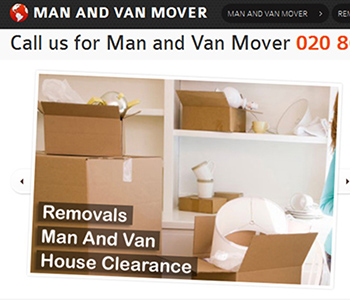 Man and Van London