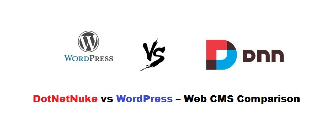 dnn vs wordpress